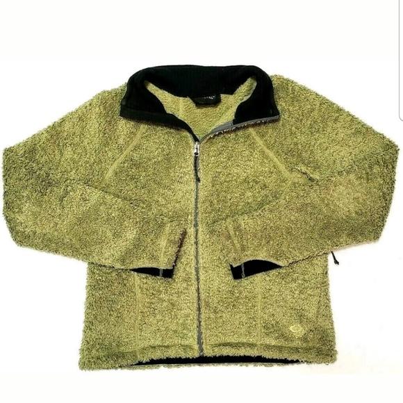 Mountain Hardwear Jackets & Blazers - Mountain Hardwear Womens Jacket Fuzzy Fleece